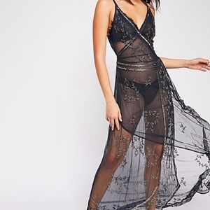 NEW Free People intimately Sky Fall Embellished